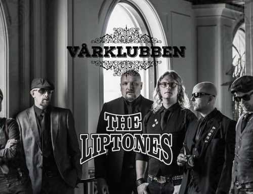 The Liptones live at Sällskapet,Skövde!