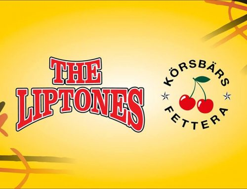 The Liptones in Skövde, Klubb Alltruism in September!